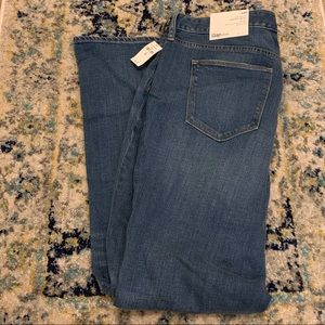 GAP 1969 Authentic Perfect Boot Jeans NWT